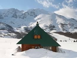 chalet house sleeps 4 8 10 in durmitor national park near