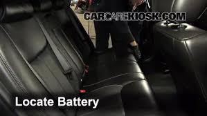 cadillac cts battery location battery replacement 2006 2011 cadillac dts 2009 cadillac dts