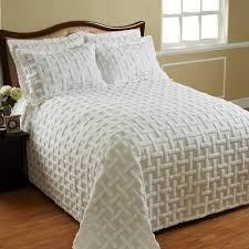 cody direct chronos white king bedspread by cody direct