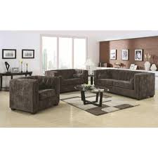 Chesterfield Sofa Dimensions by Pc Alexis Ch Transitional Chesterfield Sofa Love Seat And Chair