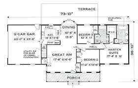 one storey house plans single house plan ipbworks com