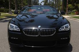 black convertible bmw rent a bmw 640i black on red rent a bmw 640i convertible la