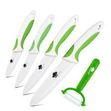 Coloured Kitchen Knives Set Ceramic Knife Set 3 U201c 4
