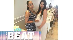 chink from lhhny wife huh late rapper chink s wife attends his baby mother s shower poll