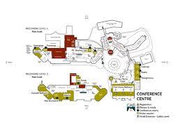 conference venue map
