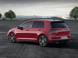 volkswagen golf gti 2015 4 door 3dtuning of volkswagen golf 7 5 door hatchback 2014 3dtuning com