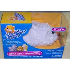 zhu zhu pets hamster chunk white walmart