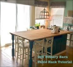 Redo Kitchen Table by Best 25 Barn Table Ideas On Pinterest Diy House Projects Kreg