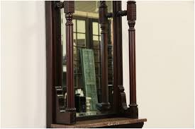ikea bathroom mirror with shelf victorian carved 1880 antique