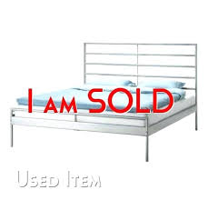 Ikea Metal Bed Frame Ikea Metal Bed Wrought Iron Bed Princess Bed Iron Bed Single