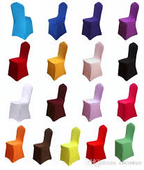Folding Chair Covers For Sale Mix Flexible Spandex Wedding Chair Covers For Weddings Party