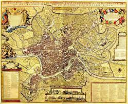 Historical Maps Historical Map Rome U2022 Mapsof Net