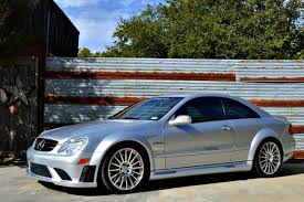 mercedes clk amg black series one of 500 worldwide 2008 mercedes clk 63 amg black series