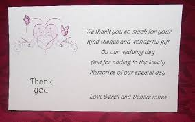 wedding gift card message thank you cards thank you message for gift card inspirational