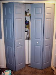 Pine Bifold Closet Doors Bi Fold Door Knob Position Door Knobs Ideas