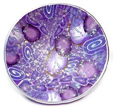 amazon com lavender opal ring dish handmade jewelry holder
