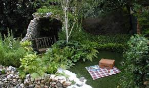 collection small space landscape design photos free home