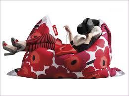 furniture wonderful huge bing bag chair massive fluffy bean bag