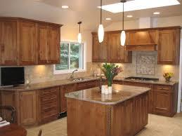 Small L Shaped Kitchen Designs Kitchen Island Contemporary Small L Shaped Kitchen With Black