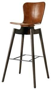 Mid Century Bar Stool Bar Stool Mid Century Bar Furniture Shell Bar Stool Black