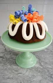nothing bundt cakes recipe only use 1 3 cup of oil recipe has a