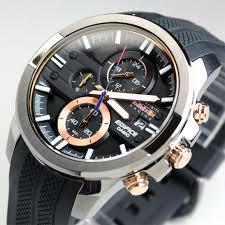 Jam Tangan Casio Karet jual jam tangan casio edifice efr 543rbp jam casio jam tangan