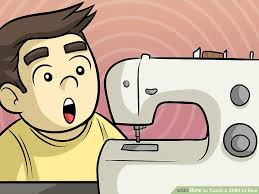 5 ways to teach a child to sew wikihow