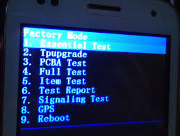 factory reset android android factory reset my phone shows options when i enter