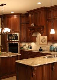 shiloh kitchen cabinets reaching new heights this shiloh coffee cherry with black glaze