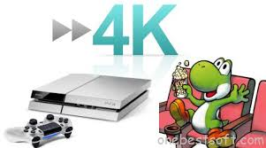 ps4 4k streaming u2013 play 4k movie and videos with sony ps4 one