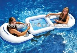 floating table for pool sale swim pool game table floating inflatable pool float chair