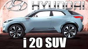 suv of hyundai hyundai i20 based premium suv to launch globally year
