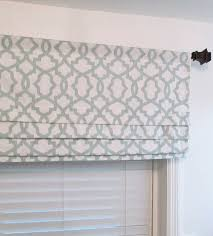 Roman Shades Valance Best 25 Faux Roman Shades Ideas On Pinterest Bathroom Valance