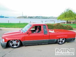 1988 toyota xtracab truck custom truck mini truckin u0027 magazine