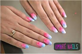 50 most beautiful ombre nail art design ideas for girls