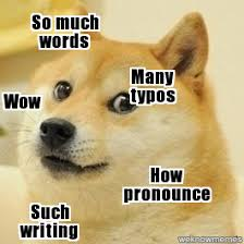 Doge Meme Pronunciation - doge meme pronunciation 28 images 25 best memes about original