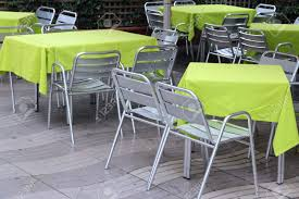 Barcelona Outdoor Furniture by Generic Contemporary Restaurant In Barcelona Spain Outdoor