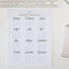 printable calendar 2017 for planner 2017 printable calendars strange charmedstrange charmed