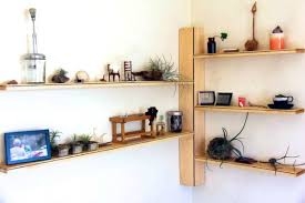 Wood Corner Shelf Design by 30 Corner Shelf Ideas Love Ambie