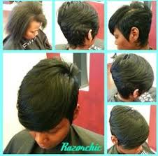 hot atlanta short hairstyles short weave hairstyles for black women 27 pieces what are some