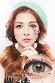 objectifs shinny turquoise cercle g u0026 g colored contacts