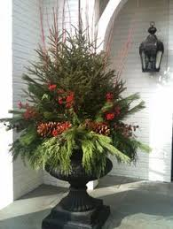 Outdoor Entry Christmas Decor by Glam Ish Christmas Entry Decor Christmas Decor Holidays And