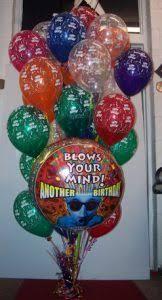 30th birthday balloon bouquets portfolio s balloons