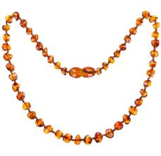 amber stone necklace images Amber teething necklace baby amber stone teething necklaces amberos jpg