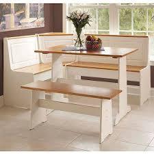 Design Stunning Corner Booth Kitchen Table  Space Saving Corner - Corner booth kitchen table