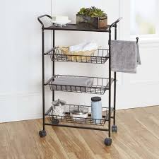 Bathroom Storage Cart Bathroom Storage Bath Cart Chapter Bathroom Storage Cart With