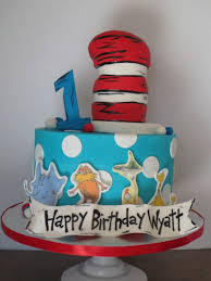 dr seuss cake ideas cat in the hat cake with other dr seuss characters byrdie girl