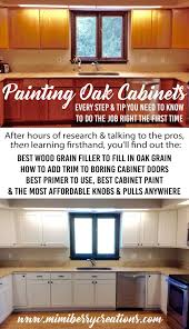 mimiberry creations painting oak cabinets everything you need to