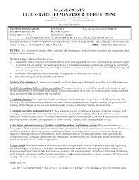Cleaner Sample Resume Sample Resume For Custodian Entry Level Janitor Cover Letter