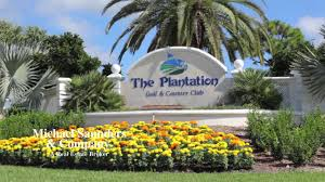 Venice Florida Map by Plantation Golf U0026 Country Club Venice Fl Neighborhood Youtube